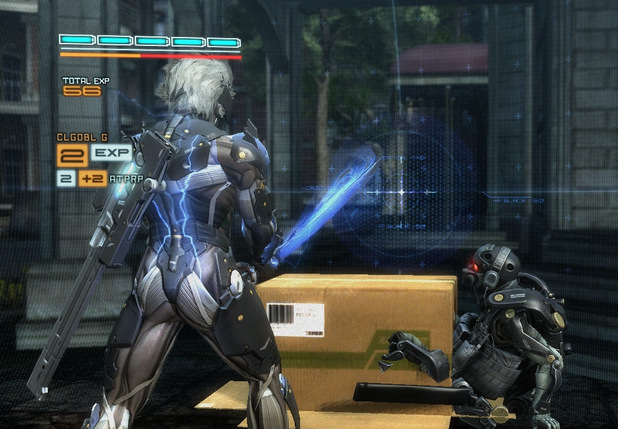Metal Gear Solid: Revengeance screenshots