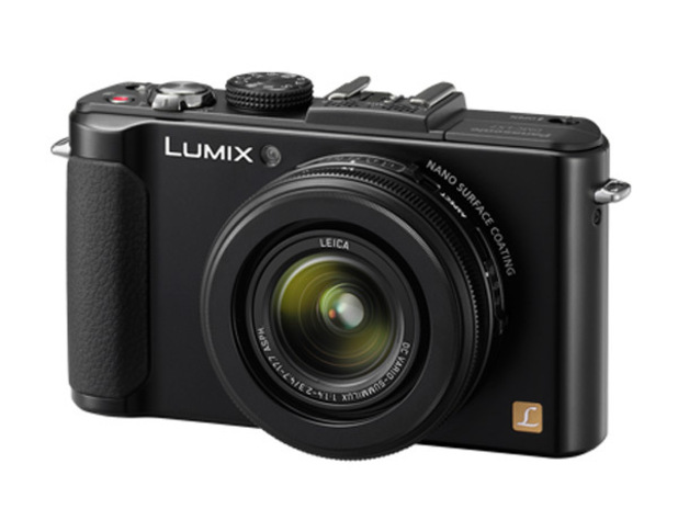 Panasonic DMC-LX7 camera