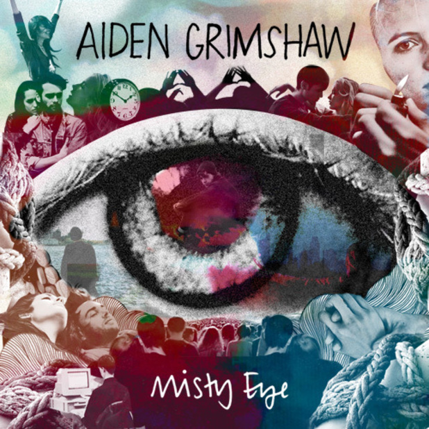Aiden Grimshaw 'Misty Eye' album artwork.