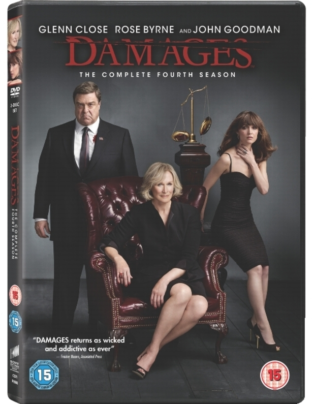 Damages boxset