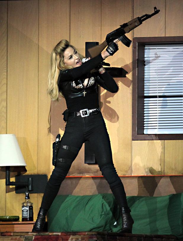 Madonna's MDNA tour