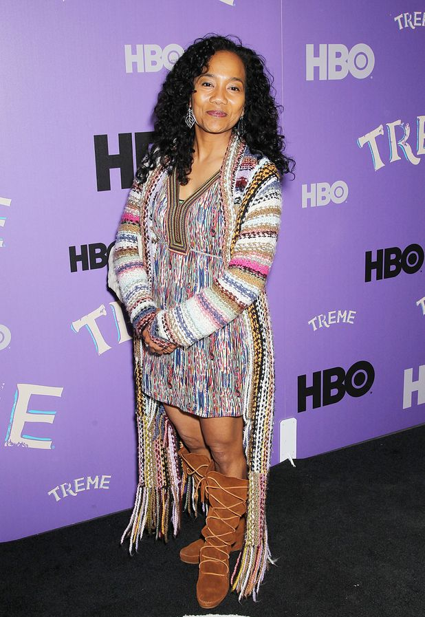 Sonja Sohn at the New York Premiere of the HBO Series 'Treme'