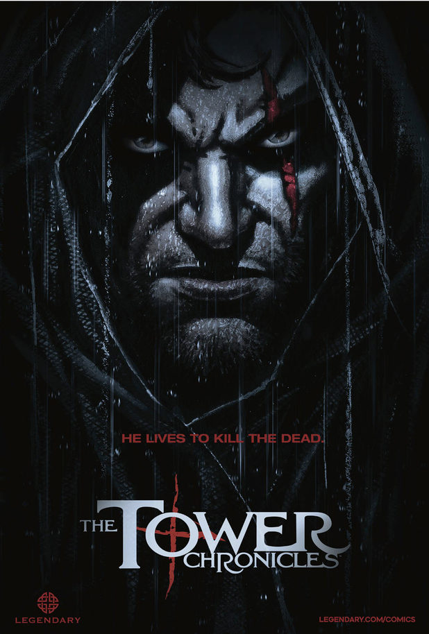 'The Tower Chronicles' artwork