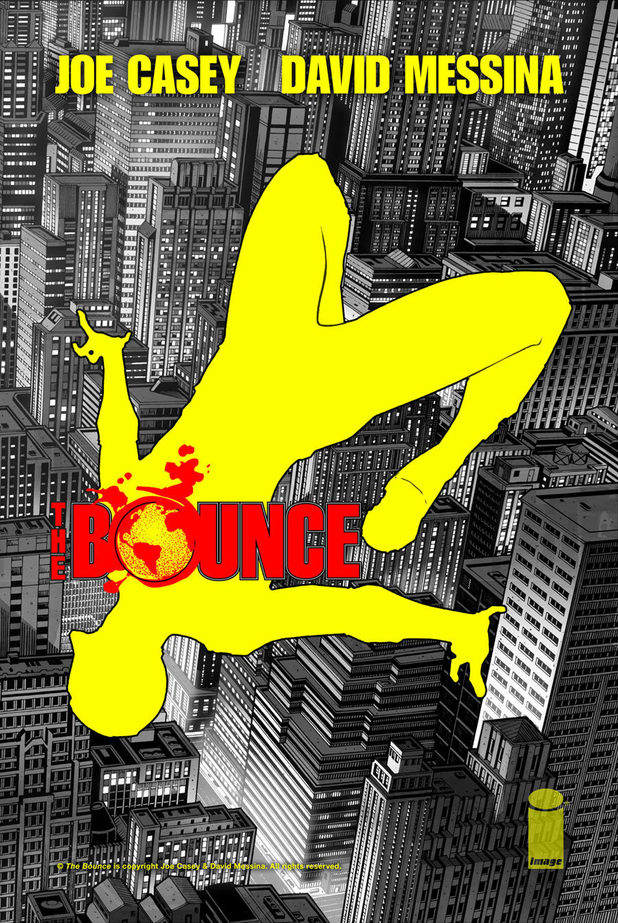 'Bounce' artwork