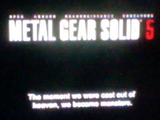 Metal Gear Solid 5 leaked images MGS5