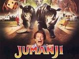 'Jumanji' poster