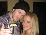 Shawn Ashmore with Dana Renee Wasdin