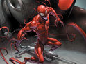 The crossover runs through Venom and Scarlet Spider with two bookend one-shots.