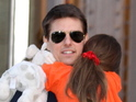 Star discusses Scientology and relationship with daughter Suri in deposition.