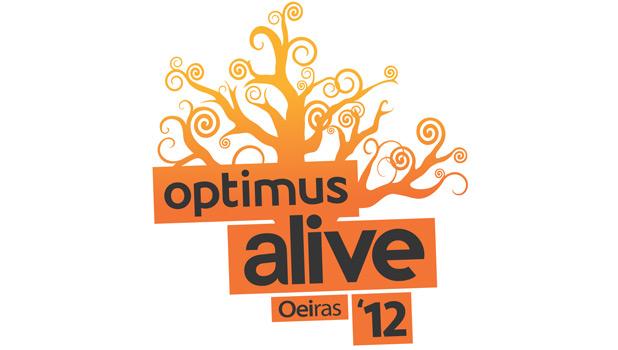 Optimus Alive 2012 logo