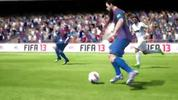 See how voice commands work with Kinect on FIFA 13 on Xbox 360.