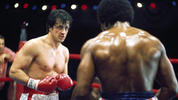 Sylvester Stallone gets a shot at the title in boxing classic 'Rocky'.