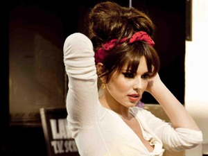 Behind the scenes of Cheryl Cole's new music video for the single 'Under The Sun'