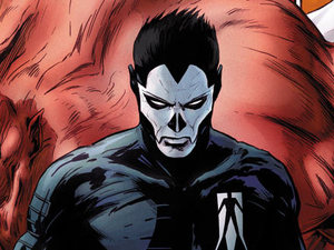 Shadowman comic