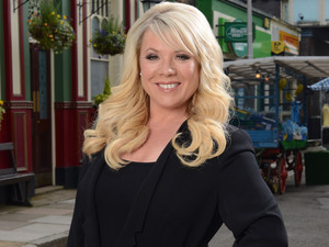 Letitia Dean returns to Eastenders as Sharon.