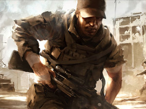 Image from the &#39;Battlefield 3: Aftermath&#39; video game