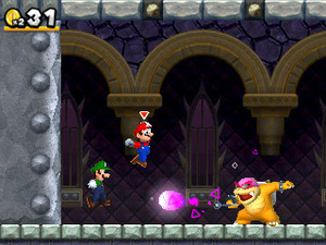 &#39;New Super Mario Bros 2&#39; screenshot