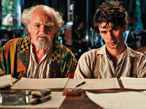First-look still from 'Cloud Atlas' movie