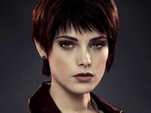 Ashley Greene as Alice Cullen.