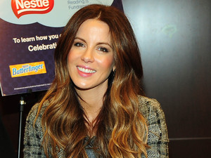 Kate Beckinsale Nestle Share the Joy of Reading program