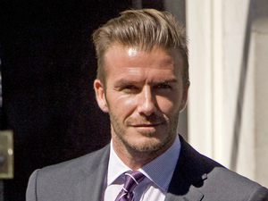 David Beckham, UNICEF, Downing Street