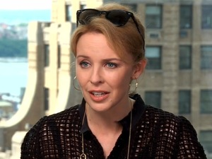 Kylie Minogue Vevo interview.