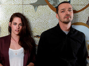 Chris Hemsworth, Kristen Stewart and Rupert Sanders