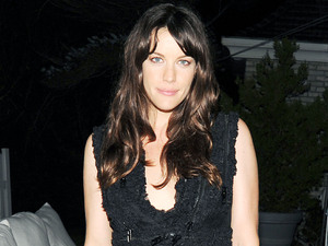 Liv Tyler at a 'Robot and Frank' film screening in New York.