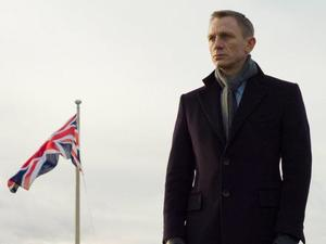 Skyfall, Daniel Craig