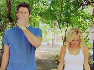 Emily rejects Arie in the Bachelorette season finale