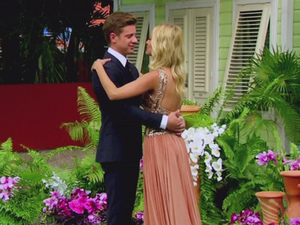 Emily picks Jef in the Bachelorette season finale