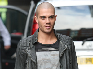 Max George of The Wanted Celebrities at the ITV studios London, England - 05.07.12 Mandatory Credit: WENN.com