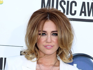 Miley Cyrus 2012 Billboard Music Awards, held at MGM Grand Garden Arena - Arrivals Las Vegas, Nevada - 20.05.12 Mandatory Credit: Judy Eddy/WENN.com