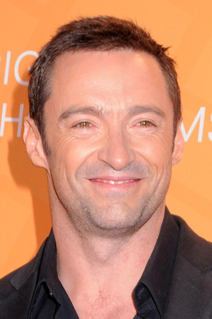Actor Hugh Jackman arriving at Tropfest 2012, held at Bryan Park in New York