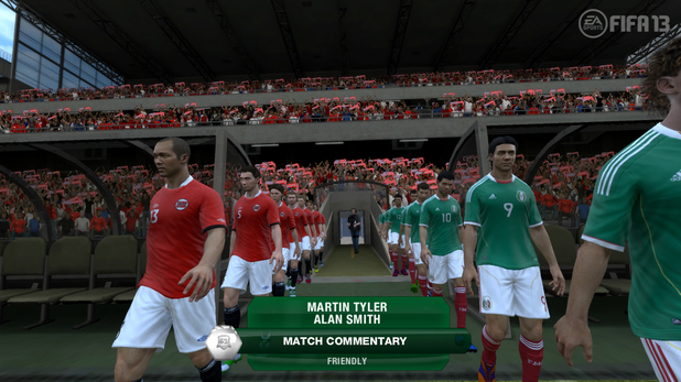 FIFA 13 Screenshots