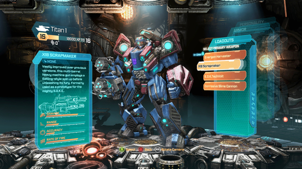 'Transformers: Fall of Cybertron' multiplayer screenshot