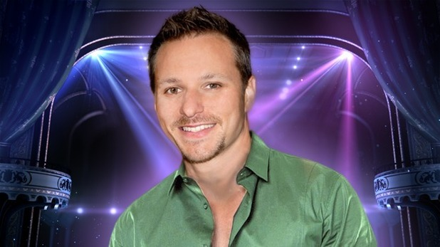 Dancing with the Stars 2012: Drew Lachey