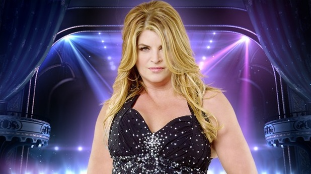 Dancing with the Stars 2012: Kirstie Alley