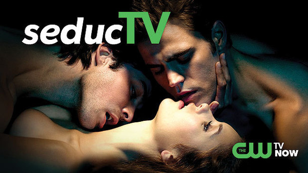 The Vampire Diaries CW promo image