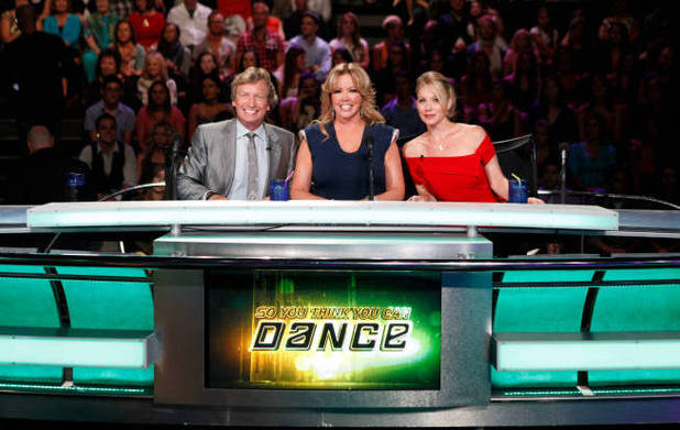 So You Think You Can Dance Season 9 - second live show: The judges