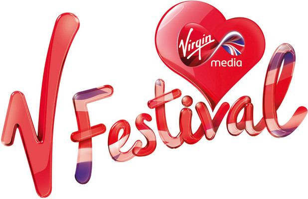 &#39;V Festival&#39; logo