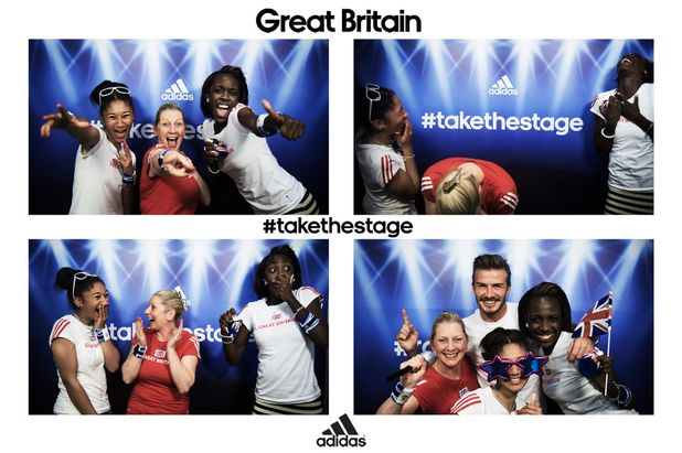 David Beckham surprises fans with photos