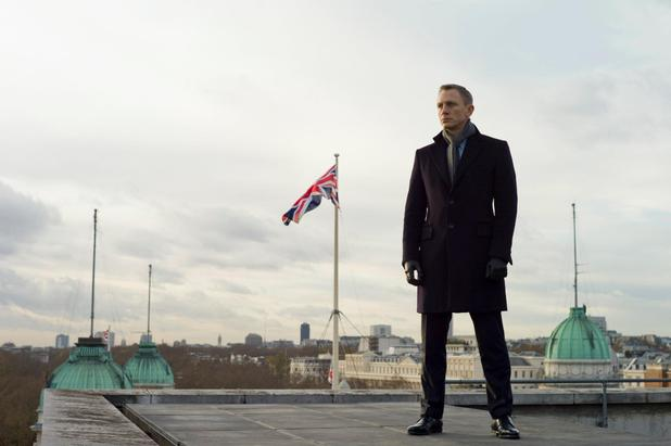 Daniel Craig Skyfall