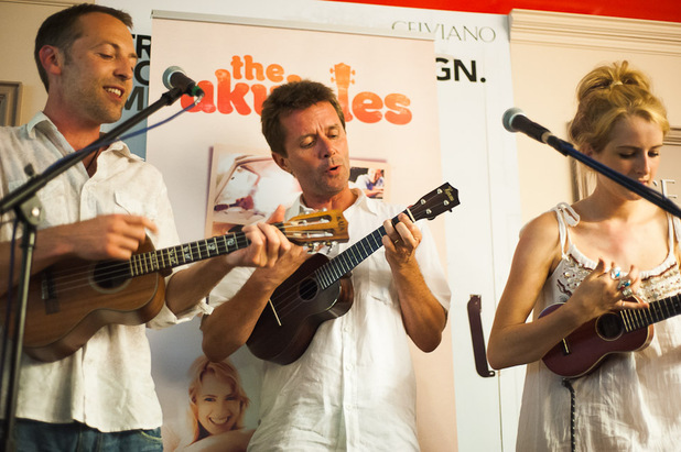 The Ukuleles with Nicky Campbell
