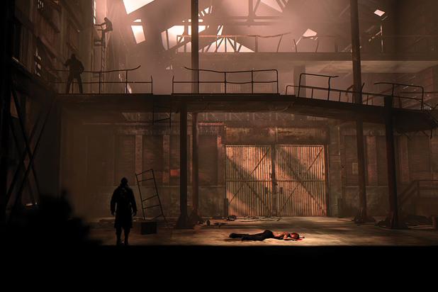 Deadlight screenshot