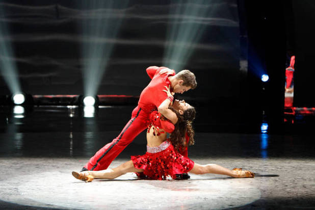 So You Think You Can Dance Season 9 - second live show: Matthew Kazmierczak and Audrey Case