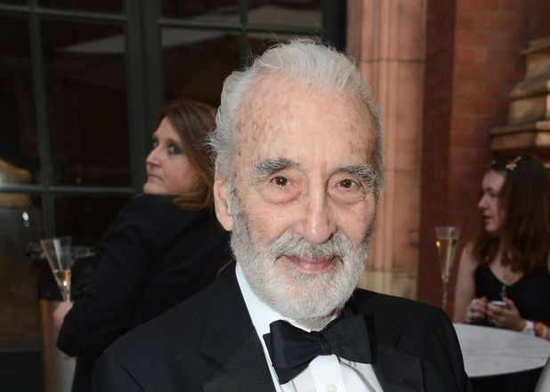 Christopher Lee, Sports For Peace Gala