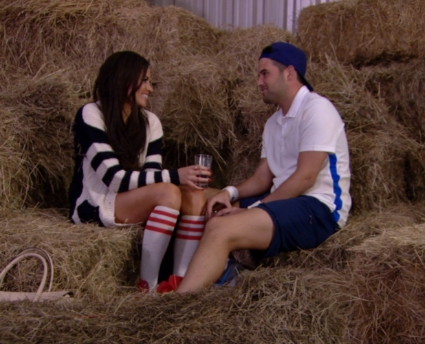 Jessica Wright and Ricky Rayment from The Only Way Is Essex, S06, E02