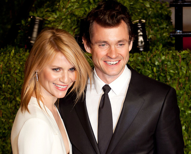 Claire Danes and Hugh Dancy at the 2011 Vanity Fair Oscar Party at the Sunset Tower Hotel in Hollywood, California - 28.02.11