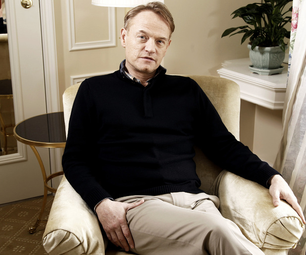 Actor Jared Harris, from the upcoming film &quot;Sherlock Holmes: A Game of Shadows&quot;, poses for a portrait.